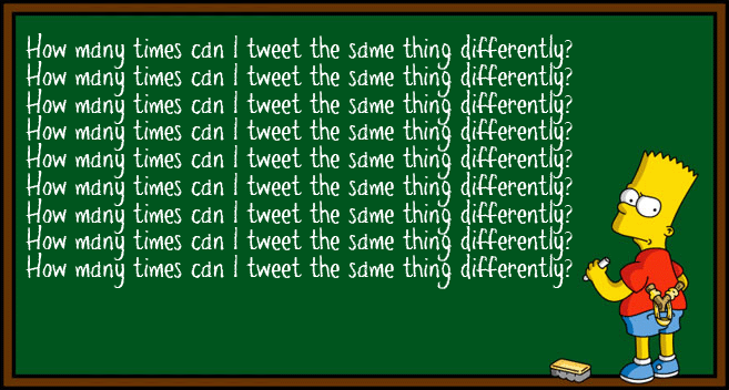 How-many-times-can-I-tweet-the-same-thing-differently